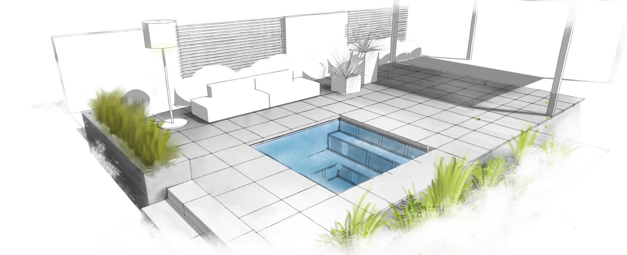 Pools Fur Kleine Garten Und Terrassen Entspannung Und Erholung Pur