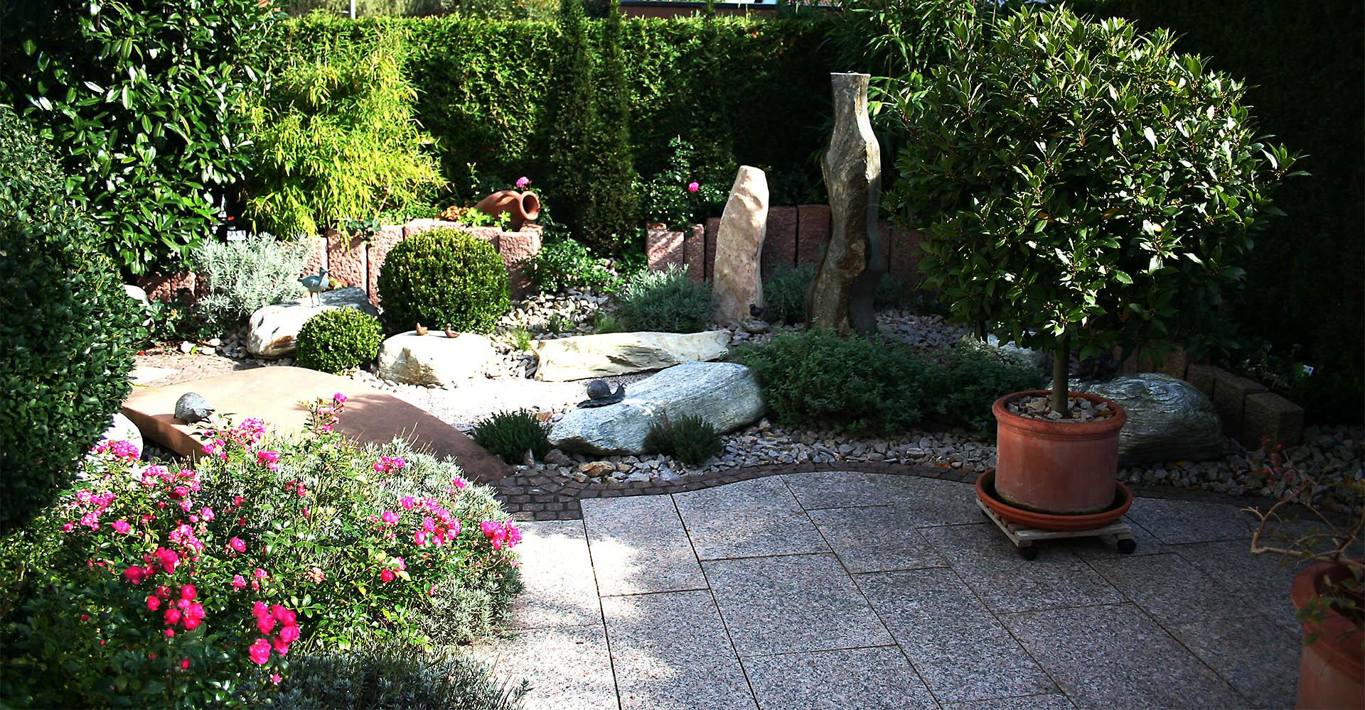 Reppermund Garten Und Landschaftsbau Unterstützt. Sie Bei Der Umsetzung  Ihrer Ideen Vom Kleingarten Bis Hin Zur Außenanlage In Industrie Und  Gewerbe.